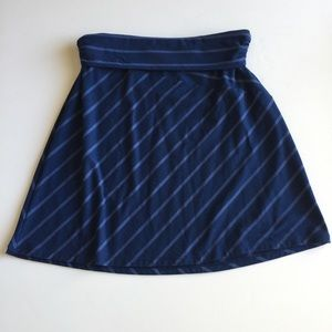 Lot of 4 Knit Skirts. 3 Faded Glory 1 Old Navy